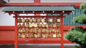 金神社絵馬